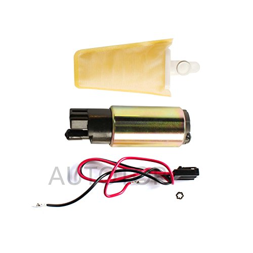 AUTOTOP New High Performance Universal Electric Intank Fuel Pump with Installation Kit For Multiple Models E2068 - Parts Performance 2000 Celica
