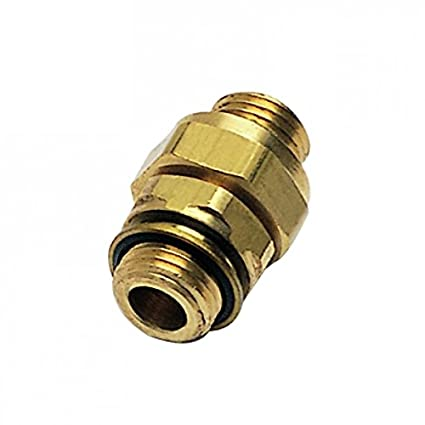 G3//4 BSPP Straight Male Orientable Adaptor with Bi-Material Seal Male Brass Pack of 20 Parker 0151 27 27 39-pk20 Self-Fastening Barb Connector for NBR Hose