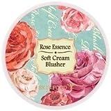 SKINFOOD Rose Essence Soft Cream Blusher #02. Milky Rose