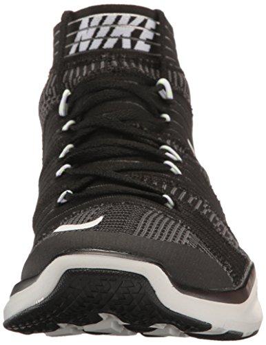 Nike Herren Gratis Zug Virtue Trainingsschuhe Schwarz / Weiß / Dunkelgrau