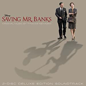 Saving Mr. Banks [2 CD][Deluxe Edition]