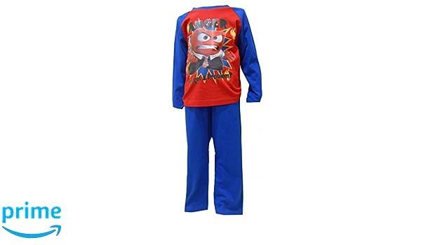 Disney - Pijama dos piezas - Manga Larga - para niño: Amazon.es: Ropa y accesorios