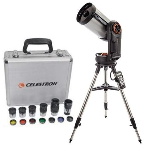 Celestron NexStar Evolution 8, Schmidt-Cassegrain Telescope with integrated W... by Celestron