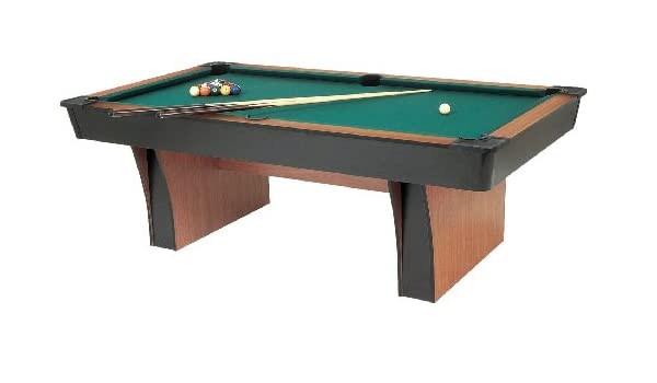 Alexandra 7 - mesa de billar - superficie de juego Pizarra: Amazon ...