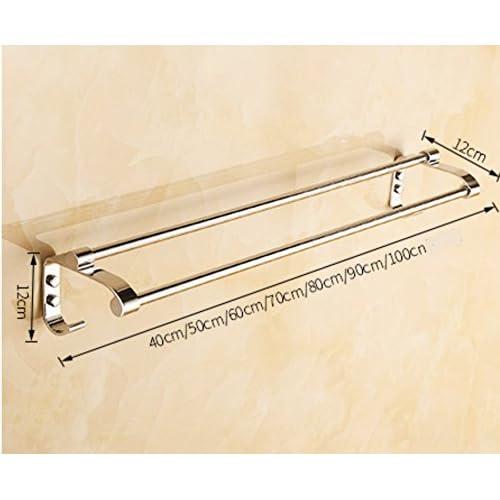 Stainless steel Towel rack/Bathroom Accessories/Towel Bar/towel rack/Towel shelf -G high-quality