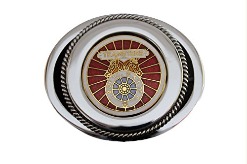 Teamsters Powerhouse Belt Buckle