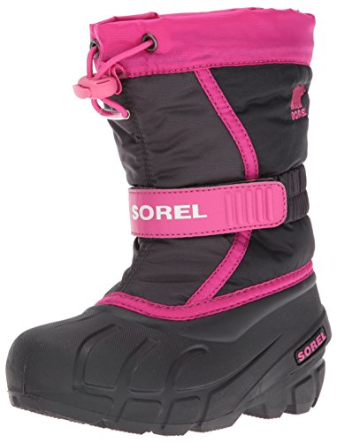Pictures of Sorel Childrens Flurry-K Snow Boot 7T M US Girl 1