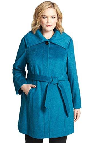 Angora Wool Coat - Ellen Tracy LNR By La Nouvelle Renaissance Wool Angora Coat (12)