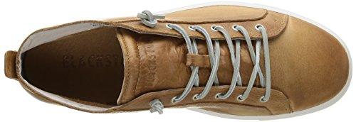 Blackstone Lm11 - Zapatillas de deporte, Hombre Marrón (Rust)