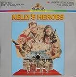 Kelly's Heroes LASERDISC (NOT A DVD!!!) (Full Screen Format) Format: Laser Disc