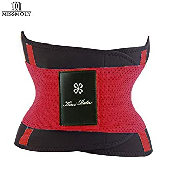 a44a92ac7f9ee HITSAN INCORPORATION Fitness Belt Xtreme Power Thermo Hot Body Shaper Waist  Trainer Trimmer Corset Waist Belt