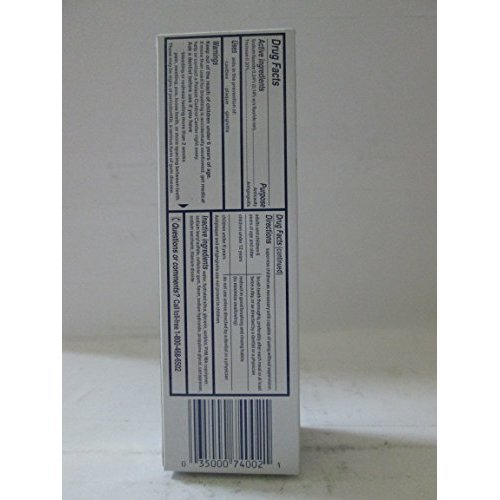 upc 035000740021 product image for Colgate Total 4.2 Size 4.2z Colgate Total Original Toothpaste