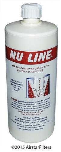 Nu-Line® Drain Cleaner , 32 ounce - Sold ()