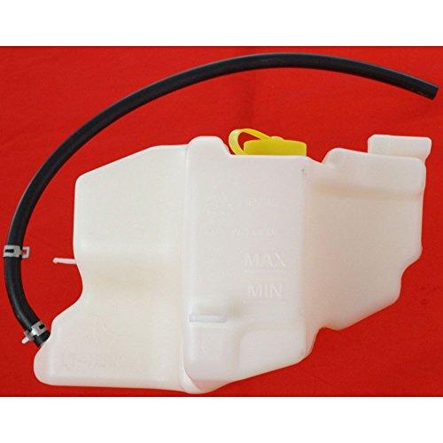 (Evan-Fischer EVA11872045714 New Direct Fit Coolant Reservoir Expansion Tank for Altima 02-06 Quest 04-09 Assembly W/Cap and Hose Plastic)