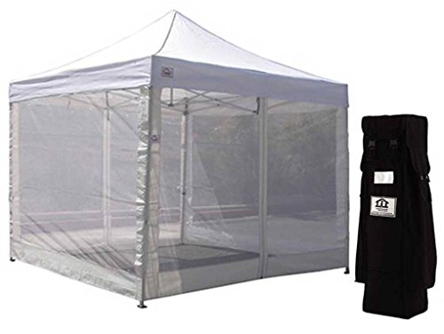 Impact Canopy 10x10 EZ Pop Up Canopy Tent Screen Room Hou.  sc 1 st  Nextag & 10x10 ez up canopy tent | Canopies u0026 Gazebos | Compare Prices at ...