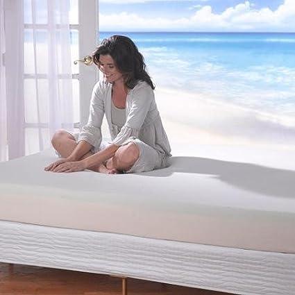 Amazoncom Spa Sensations 8 Memory Foam Mattress Full Size