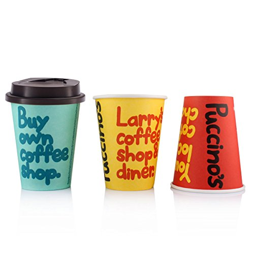 Coffee Cup Led Light - 5