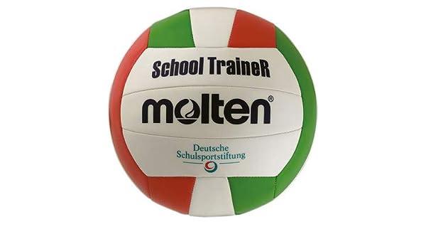 MOLTEN Volleyball School Entrenador, entrenamiento de balón de ...