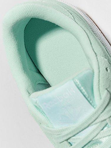 Multicolore Premim Mist Club Femme Gris Reebok Chaussures Basic C de 3 Fitness White 85 000 Gum pS7yA7Kc