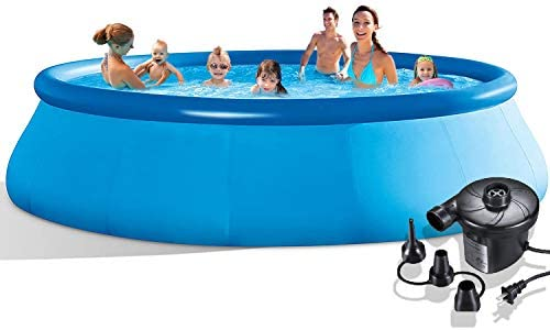 hmercy Inflatable Swimming Pool