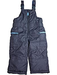 Baby Boys Insulated and Water Resistant Bib Snowpant