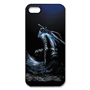 CTSLR Play & Game Series Protective Hard Case Cover for iPhone 5 - 1 Pack - Dark Souls - 16