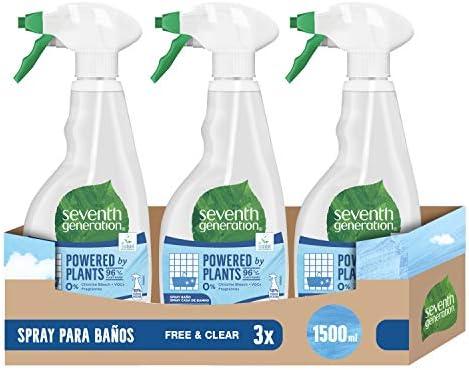 Seventh Generation Free & Clear- Spray para