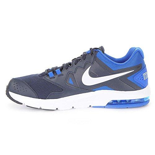 Nike - Air Max Crusher 2 - Couleur: Bleu-Noir - Pointure: 40.0
