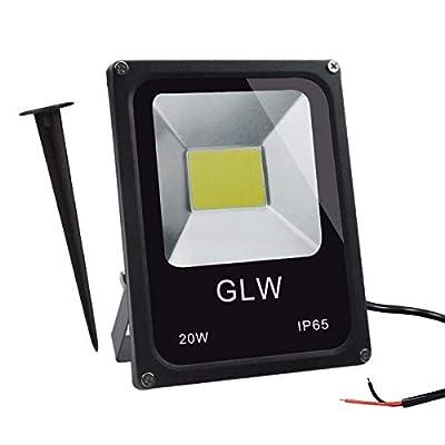 GLW 12V Floodlight Daylight White (Renewed)