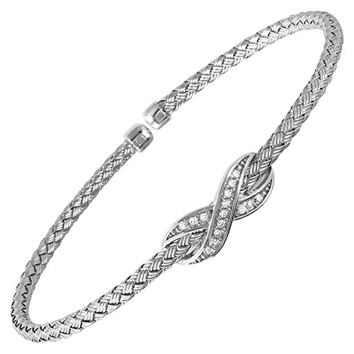 charles-garnier-infinity-woven-cuff-bracelet-with-cubic-zirconia-in-sterling-silver