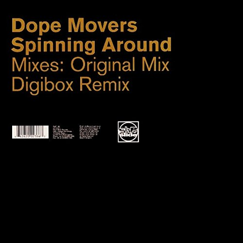 Spinning Around : Dope Movers: Amazon.es: Música