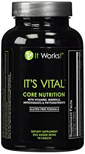 It Works! It's Vital Core Nutrition