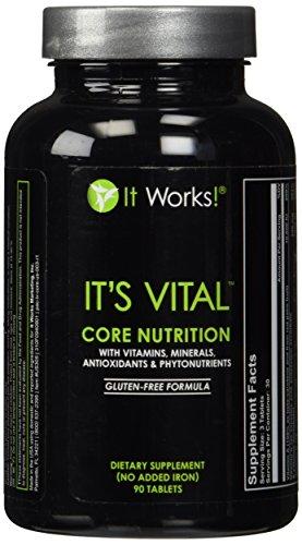 It Works! It's Vital Core Nutrition