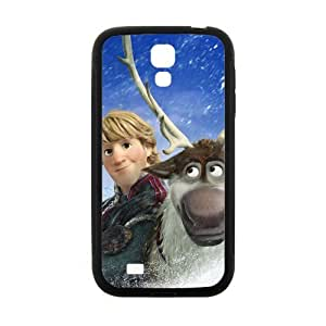 Happy Frozen Kristoff and Sven Cell Phone Case for Samsung Galaxy S4