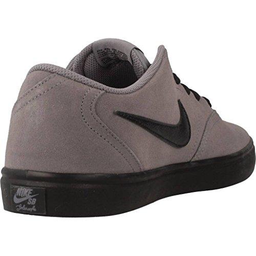 011 Zapatillas Solar Hombre Nike Gunsmoke Multicolor SB Check Black de white Deporte para 1pwA7Oqn