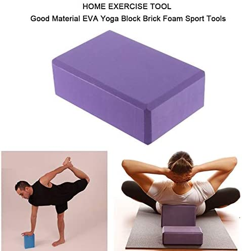 Yoga Training Bricks Azul Herramientas De Alivio Muscular meixiang Fitness Yoga Bricks
