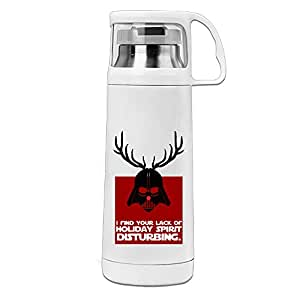 Cupass Star Wars Xmas Stainless Steel Thermos One Size