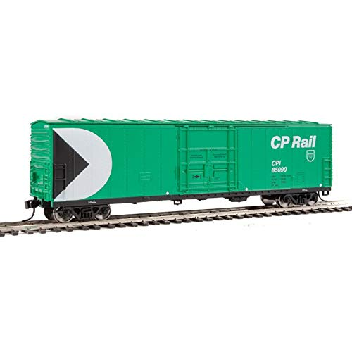 (Walthers-50' Insulated Boxcar - Ready to Run -- Canadian Pacific 85094 - HO)