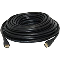 HDMI to HDMI Cable, gold plated. HDMI 1.3, for In-Wall Installation 40 feet