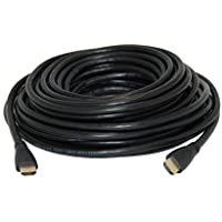 HDMI to HDMI Cable -High quality, gold plated. HDMI 1.3, for In-Wall Installation 40 feet