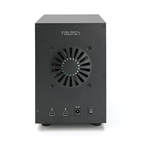 Mobius 5-Bay Thunderbolt 2 Enclosure (Certified Refurbished) by Oyen Digital (Image #1)