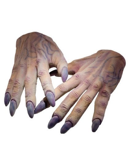 Harry Potter Voldemort Hands by (Voldemort Costume)