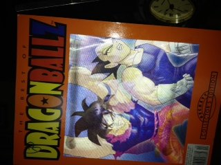 The Best of Dragonball Z (March/April 2003,