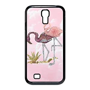 Be A Flamingo In A Flock Of Pigeons Samsung Galaxy S4 90 Cell Phone Case Black y2e18-362801