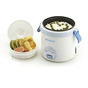 Amazon.com: Kitchenart KARC-HF230 Portable Mini Mini Rice