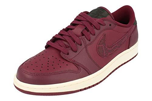 Nike Air Jordan Womens 1 Retro Low Og Trainers Aq0828 Sneakers 600