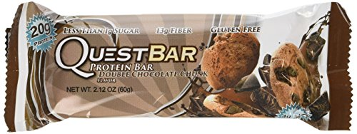 quest protein chocolate chunk - 8