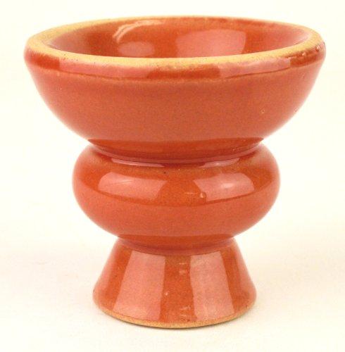 Ceramic Hookah Bowl -Shisha Head (Red) by Shisha Head