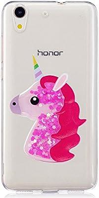 Funda Huawei Y6 II, Carcasa Huawei Honor 5A, Caselover 3D ...