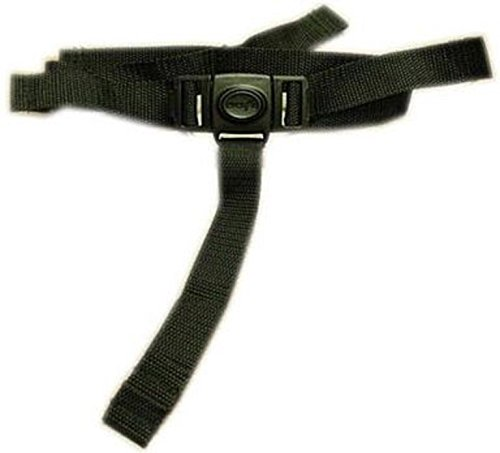 Evenflo Right Height High Chair Replacement Black Buckle Strap Harness